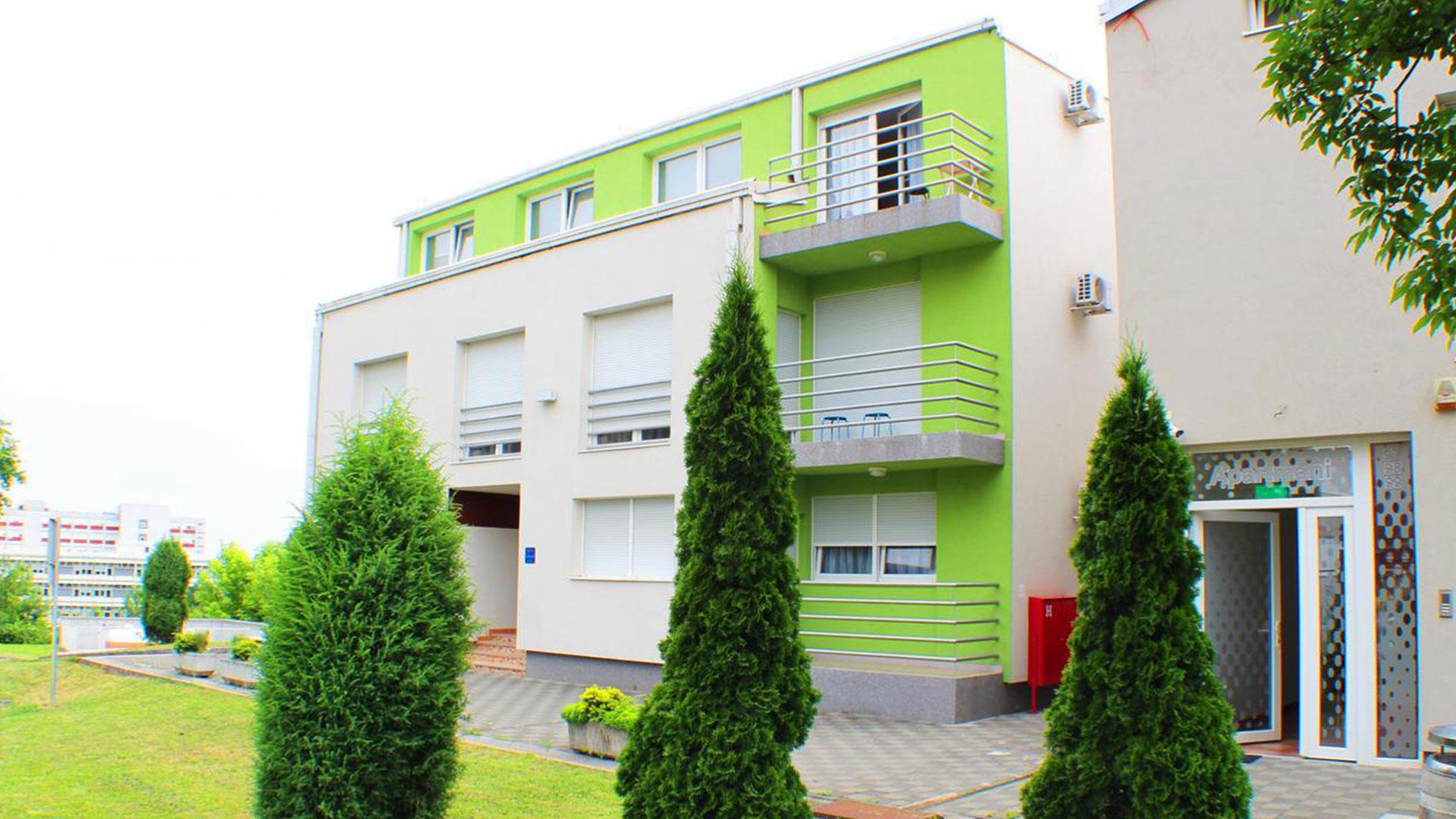 Apartman BOKUN III ***