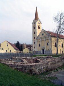 crkva sv križa i siscia