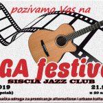 FIGA filmski i glazbeni festival u Siscia jazz klubu
