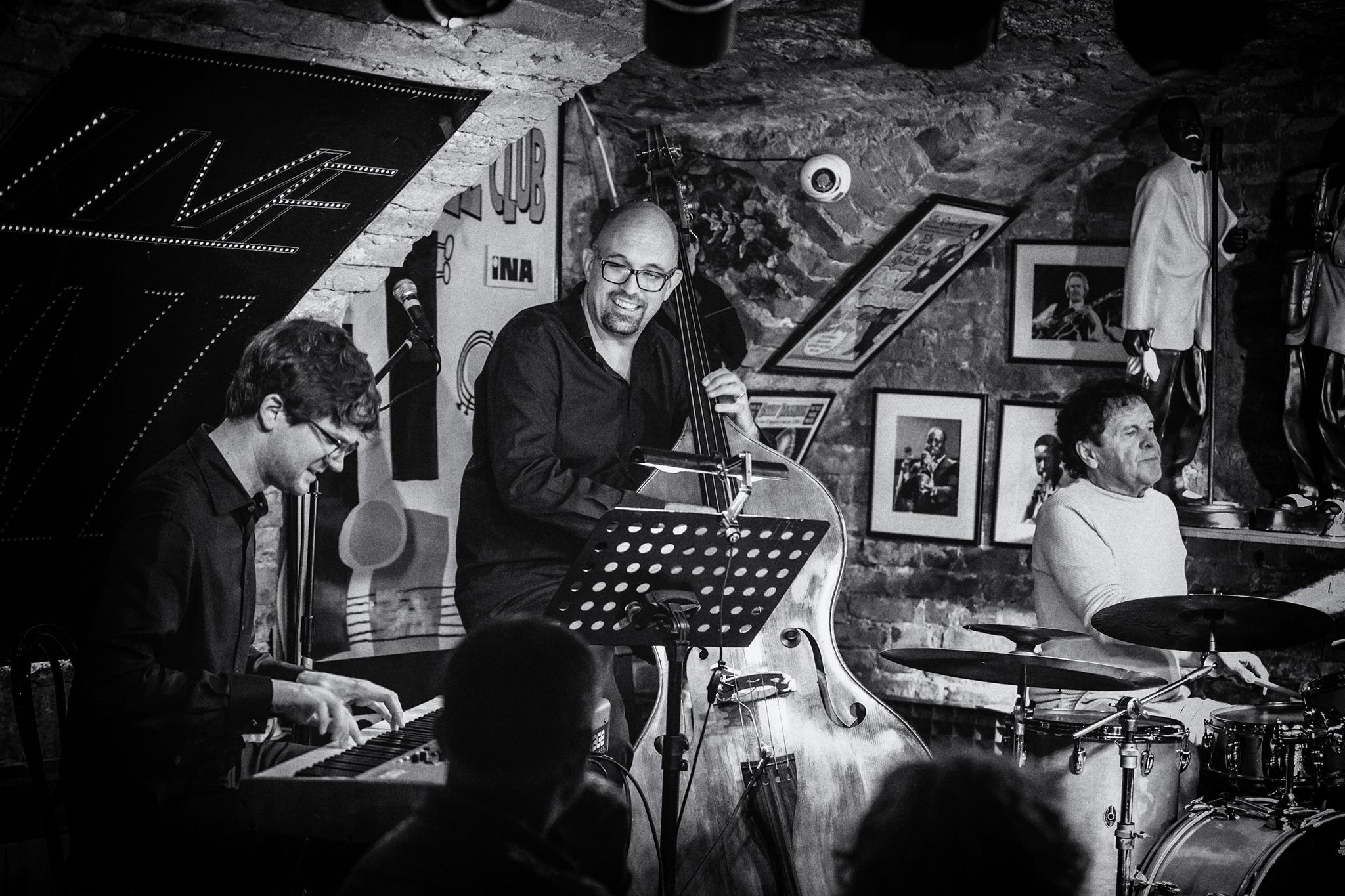 Goran Rukavina Trio - SOJ&BF 2019 by Damir Pahić