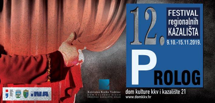 12. Prolog – Festival regionalnih kazališta