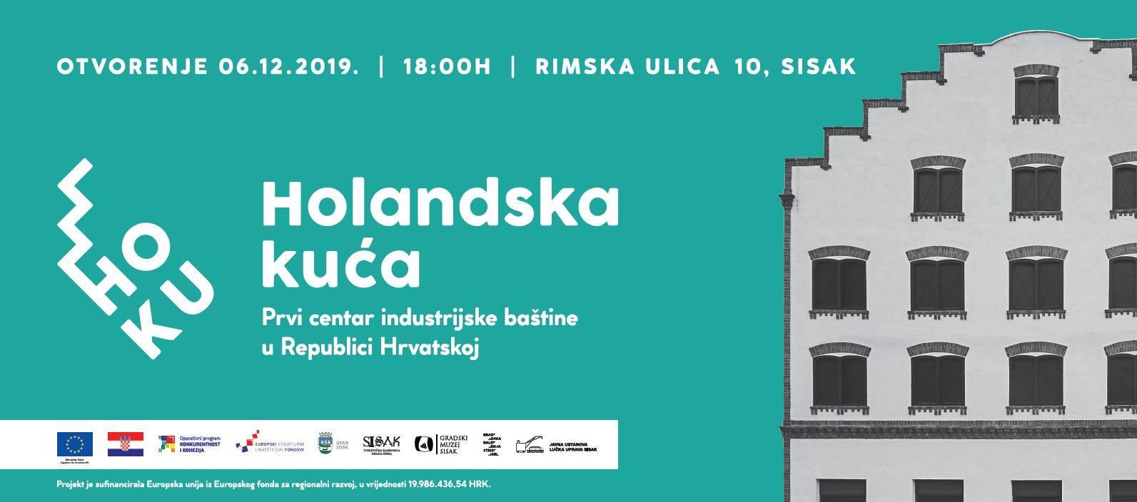 Hrvatska dobiva novu turističku atrakciju – u Sisku I. Info centar industrijske baštine