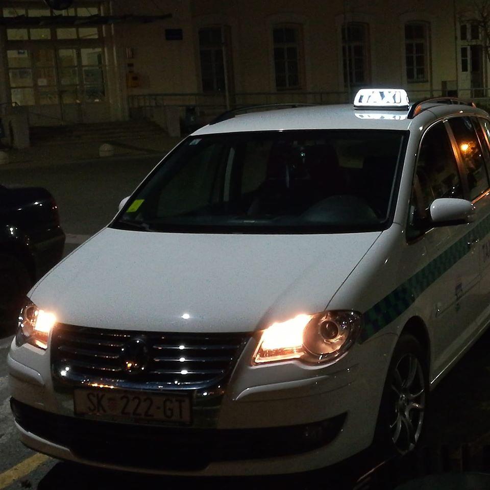 taxi kiki sisak