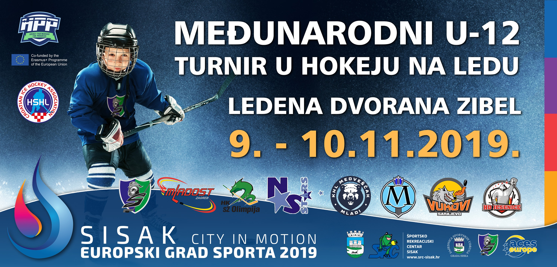 IHL – Međunarodni U12 turnir u hokeju na ledu