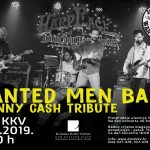 Wanted man – Johnny Cash tribute bend