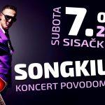 Songkillersi – koncert u Sisku