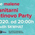 Humanitarni Valentinovo party