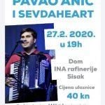 "Pavao Anić i ""Sevdah heart"""