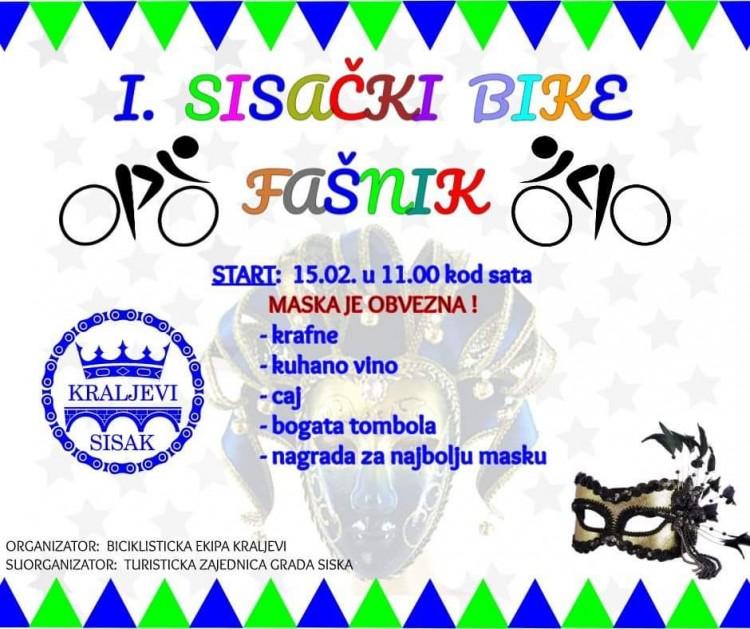 1.sisački bike fašnik
