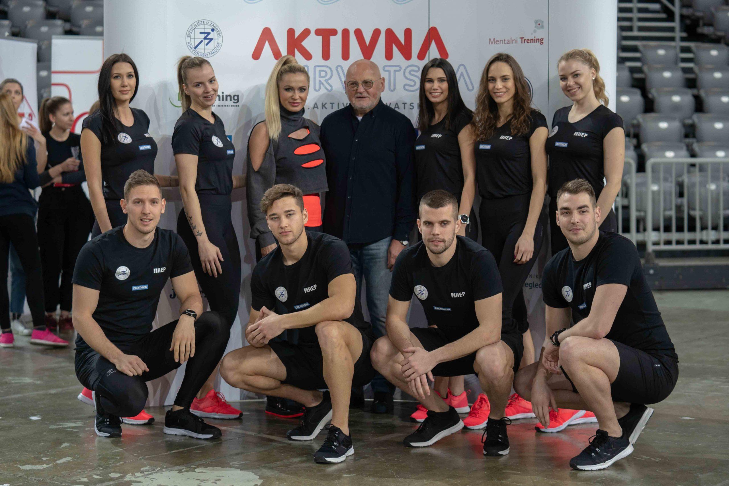Aktivna Hrvatska u Sisku