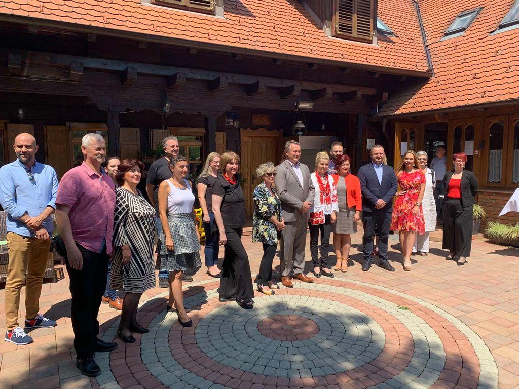 Educirano 30-ak budućih interpretatora hrvatske tradicijske kulture u Sisačko-moslavačkoj županiji
