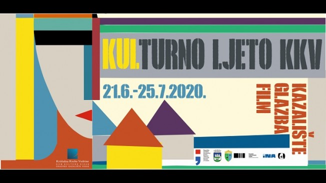 KULturno ljeto Doma kulture – koncerti, kazališne predstave i ljetno kino
