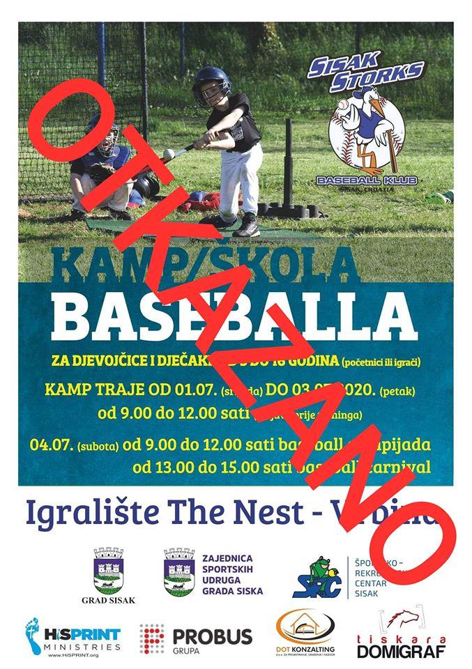Baseball kamp/škola