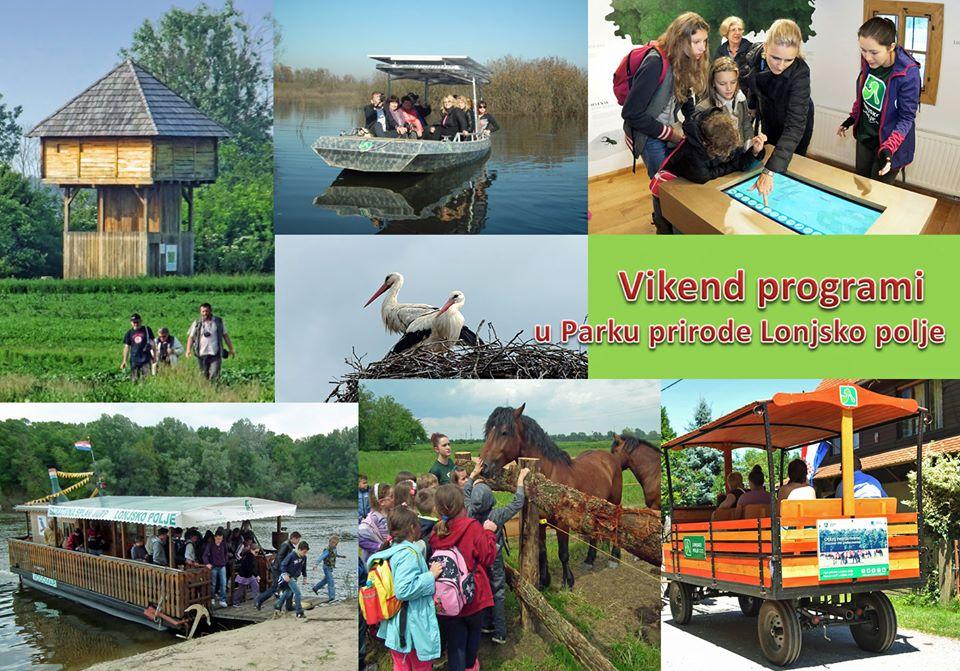 Vikend programi PP Lonjsko polje