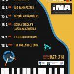Ovogodišnji Siscia jazz & blues festival od 13. do 18. srpnja