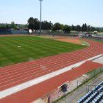 Otvorena nova atletska staza na Gradskom stadionu