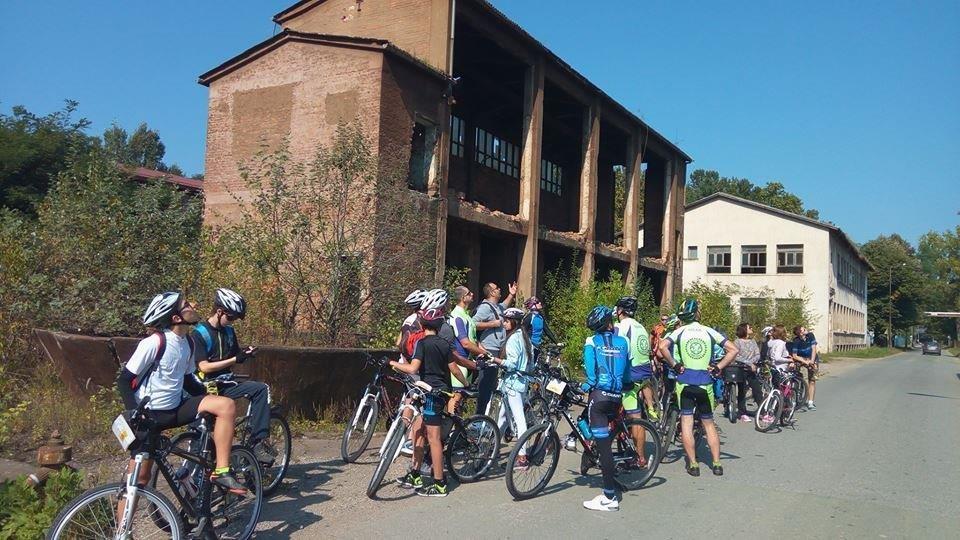 Biciklijada po industrijskoj baštini