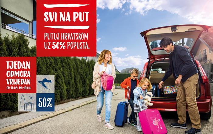 """""""Tjedan odmora vrijedan"""" – od 16. do 25. listopada – Sisak i okolica"""