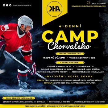hokej kamp