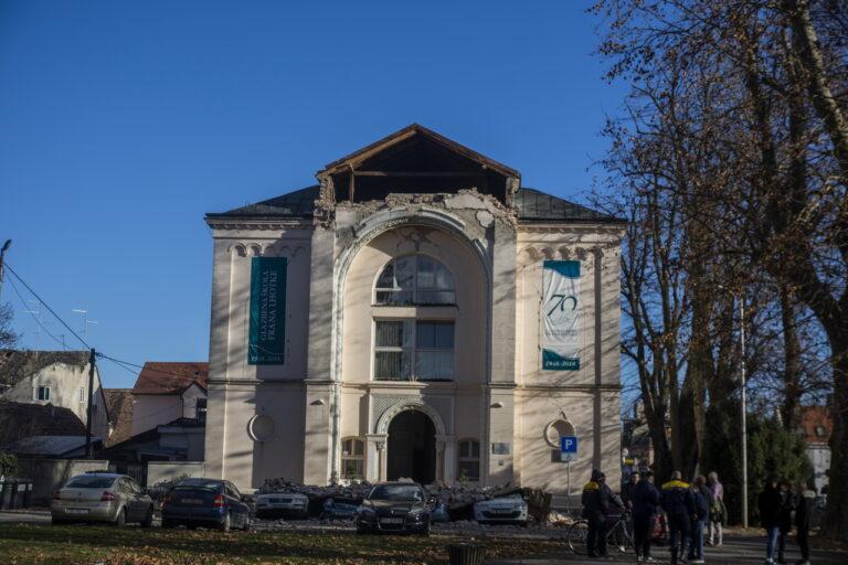 Donatorski koncert za kulturne institucije Siska, Petrinje i Gline