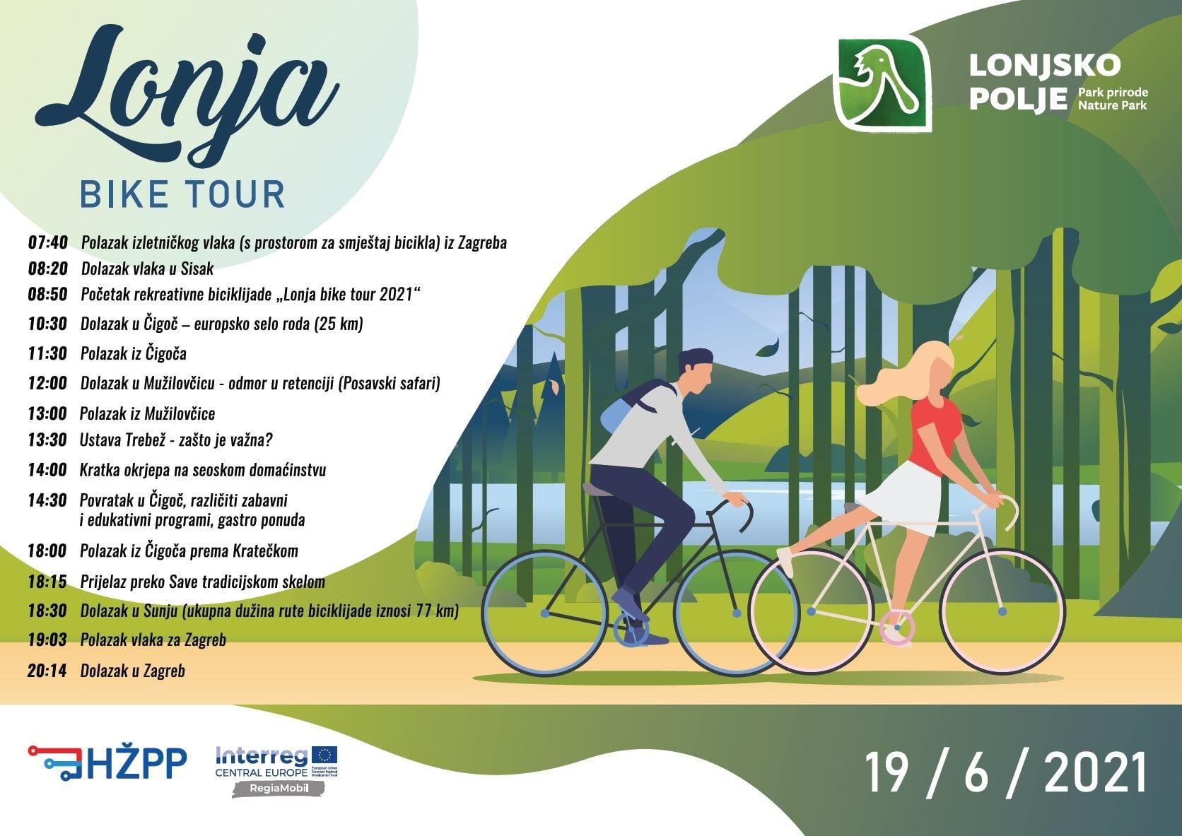LONJA BIKE TOUR
