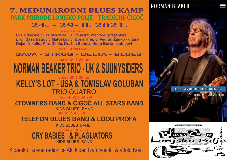 Sedmi međunarodni blues kamp