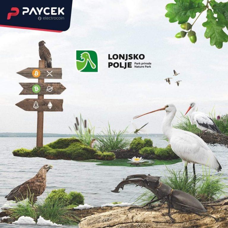 Park prirode Lonjsko polje – prvi park prirode koji je uveo plaćanje kriptovalutama