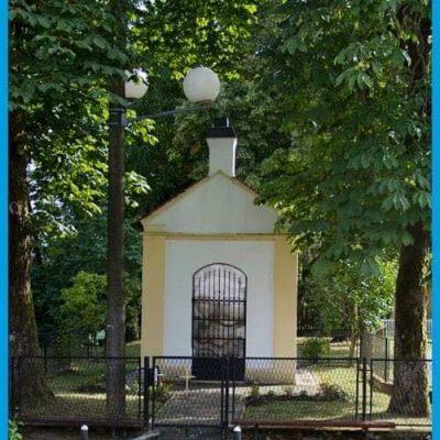 kapela sv Akacija Greda